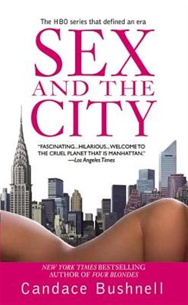 (二手書)Sex and the City(Mass Market Paperback)