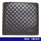 背包族【THE NEXT】質感軟夾 進口牛皮 具備多功能性皮夾/短夾-咖啡色