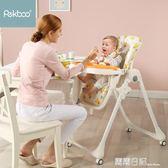 多功能兒童餐椅輕便可摺疊寶寶吃飯餐椅便攜式 NMS 露露日記