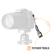 TETHER TOOLS JS020 傳輸線固定環 固定座 連接線安全環 For 相機 聯機拍攝線 公司貨