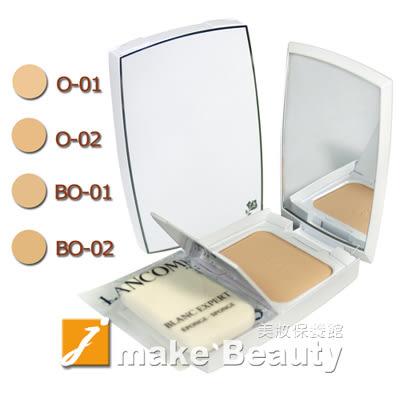 LANCOME蘭蔻 激光煥白持久粉餅SPF35/PA+++(11.5g)+盒[4色]《jmake Beauty 就愛水》