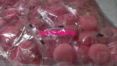 新南興 古早味 糖果 棉花糖 草莓夾心棉花糖 草莓棉花糖 1000公克(±200顆)