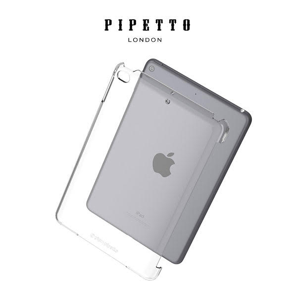 【唐吉】Pipetto Protective Shell iPad mini 5 /iPad mini 4 透明背蓋