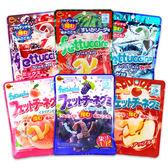 日本 Bourbon 北日本 Fettuccine 長條軟糖 50g 進口/團購/零食/糖果 ◆86小舖 ◆