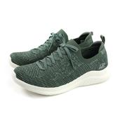 SKECHERS 曾之喬代言款-寬楦 休閒鞋 布鞋 女鞋 綠色 13356WOLV no053