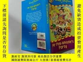 二手書博民逛書店Mr罕見Pink-Whistle s Party: 粉紅哨子先生的派對Y200392