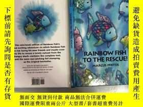 二手書博民逛書店rainbow罕見wish to the rescue 彩虹希望救援Y200392