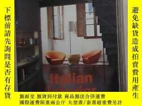 二手書博民逛書店英文原版罕見Italian Interior Design by