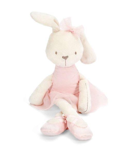 【發現。好貨】英國mamas&papas可愛療鬱系列芭蕾舞睡眠兔子 安撫兔毛绒玩偶 54公分