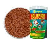 波蘭 Tropical 德比克 強化免疫高級金魚飼料 1000ml