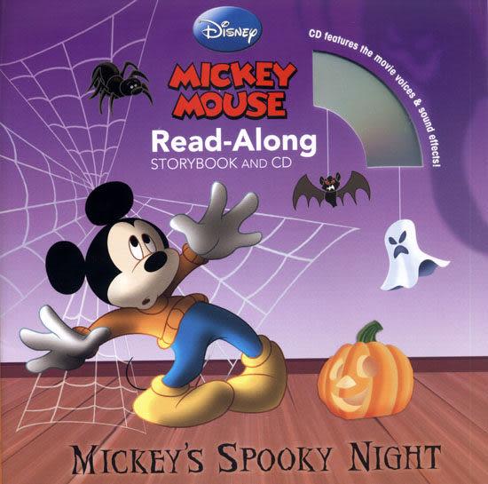 【麥克書店】MICKEY MOUSE (米老鼠) /英文繪本附CD‧聽迪士尼說故事