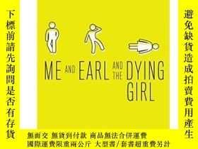二手書博民逛書店Me罕見and Earl and the Dying Girl