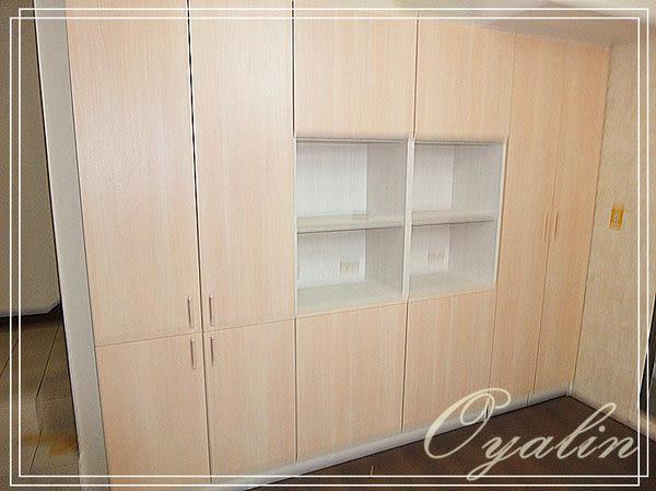 【歐雅系統家具】隔間櫃