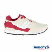SAUCONY SHADOW 5000 經典復古鞋款-米x紅x白