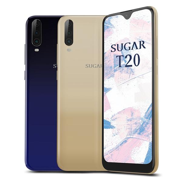 SUGAR T20 3G/64G【加送造型風扇-登錄抽Switch主機+動物森友會】