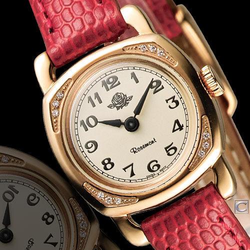 Rosemont 玫瑰錶迷你版玫瑰系列 時尚腕錶 TRS-029-05-RD