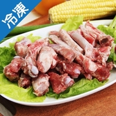 【台灣嚴選】豬支骨1盒(豬肉)(600g±5%/盒)【愛買冷凍】