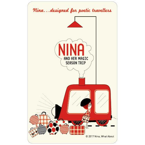 NINA《啟程》一卡通|普通卡