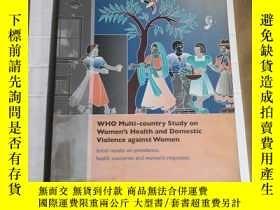 二手書博民逛書店who罕見multi-country study on wome