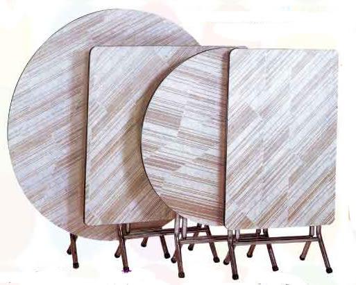 【南洋風休閒傢俱】桌椅桌腳系列 –實心桌 休閒桌 洽談桌 餐桌(587-5)
