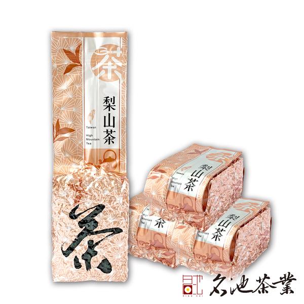 【名池茶業】金喜迎曦 - 梨山高山茶 ( 150g*4包 ) 一斤