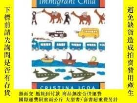 二手書博民逛書店Inner罕見World Of The Immigrant Child-移民兒童的內心世界Y436638 Cr