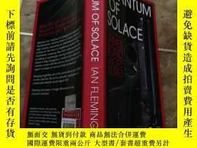 二手書博民逛書店【外文原版英文書】Quantum罕見of Solace: The