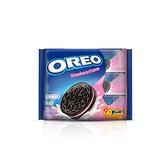 OREO草莓巧克力餅乾隨手包256.5GG【愛買】