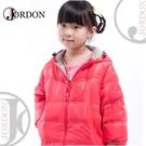 【JORDON 橋登 兒童 羽絨外套《紅苺》】204/羽絨衣/兒童外套/保暖外套