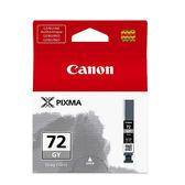 PGI-72 GY CANON  原廠灰色墨水匣 PRO-10