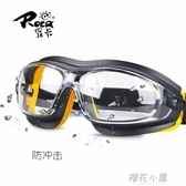 羅卡EF32護目鏡防塵防風沙抗沖擊防化學酸堿噴漆飛濺打磨防護眼鏡『櫻花小屋』