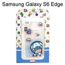 復仇者透明軟殼 [主角系列] 美國隊長 Samsung G9250 Galaxy S6 Edge【正版授權】