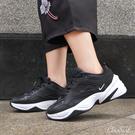 【現貨折後$2680】NIKE Wmns M2K Tekno 黑白 復古 老爹鞋 皮革 女鞋 運動鞋 百搭 AO3108-005