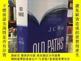 二手書博民逛書店Old罕見Paths by John Charles Ryle
