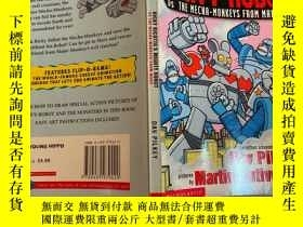 二手書博民逛書店ricky罕見ricotta s mighty robot 強大的機器人Y200392