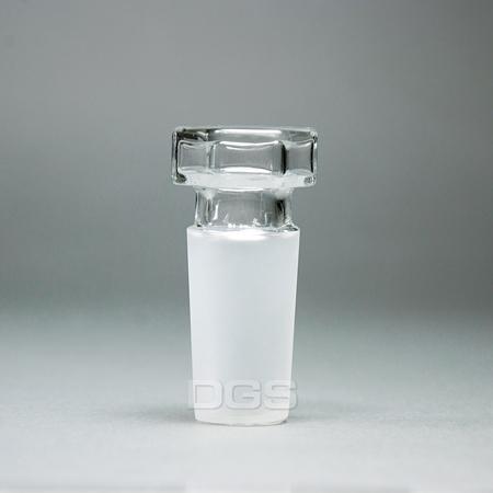 《台製》空心玻璃磨砂塞 Stopper, Hollow, Glass