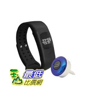 [106美國直購] 3Bays ZONE + GLANCE Combo 分析器+手環 (1 GSA Zone+1 Glance Sportband)