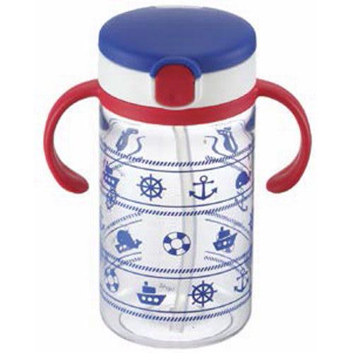 【奇買親子購物網】日本《Richell-利其爾》第二代LC戶外吸管水杯200ml