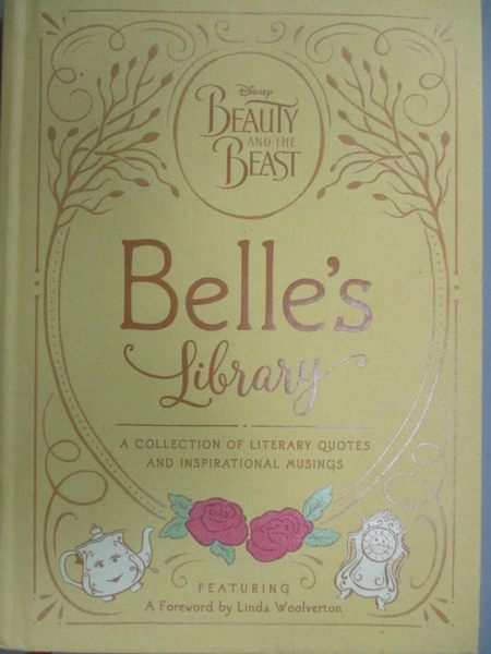 【書寶二手書T1/原文小說_JMJ】Belle s Library: A Collection of Literary…