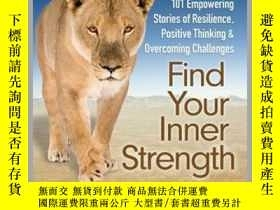 二手書博民逛書店Chicken罕見Soup for the Soul: Find Your Inner StrengthY41