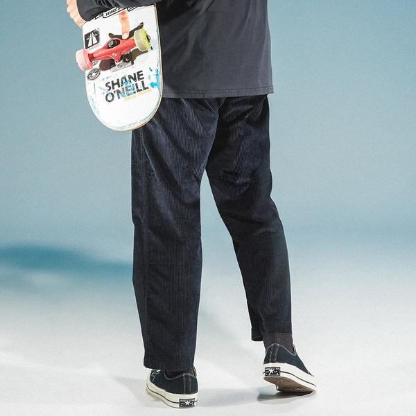 Levis 男款 調節帶直筒彈力褲 / 滑板系列