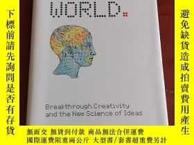 二手書博民逛書店Smart罕見World: Breakthrough Creativity and the New Science