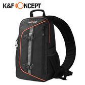 【風雅小舖】【K&F Concept側取式旅行攝影單眼相機側背包-附防水罩(KF13.050)】