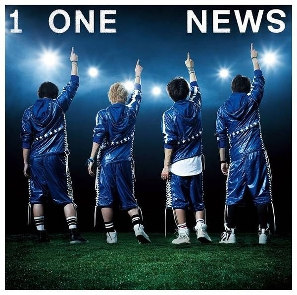NEWS   ONE -for the win-   CD(購潮8)
