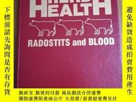 二手書博民逛書店Herd罕見Health: A Textbook of Heal