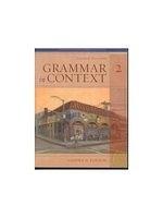 二手書博民逛書店《Grammar in Context》 R2Y ISBN:14