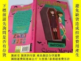 二手書博民逛書店MY罕見SISTER THE VAMPIRE( 我的吸血鬼妹妹 )Y200392