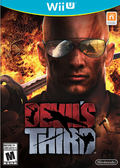 WiiU Devil's Third 惡魔三人組(美版代購)