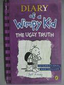 【書寶二手書T3/原文小說_GID】Diary of a Wimpy Kid-The Ugly Truth: Book