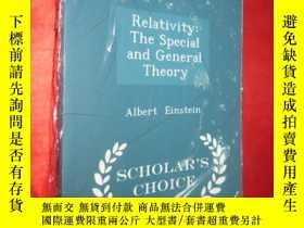 二手書博民逛書店Relativity:罕見The Special and Gen